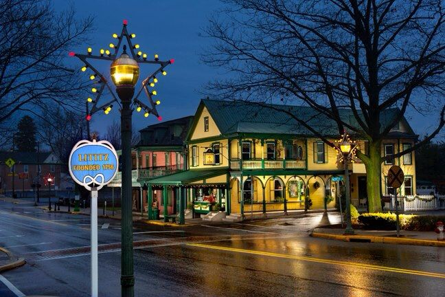 pin by lori gebhard on coolest small town lititz pa