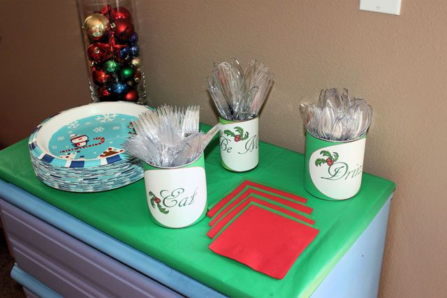 Pinterest for Christmas in july party ideas