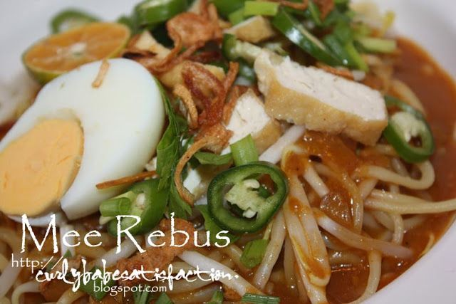 mee rebus... | Resepi: Noodles / Mee | Pinterest