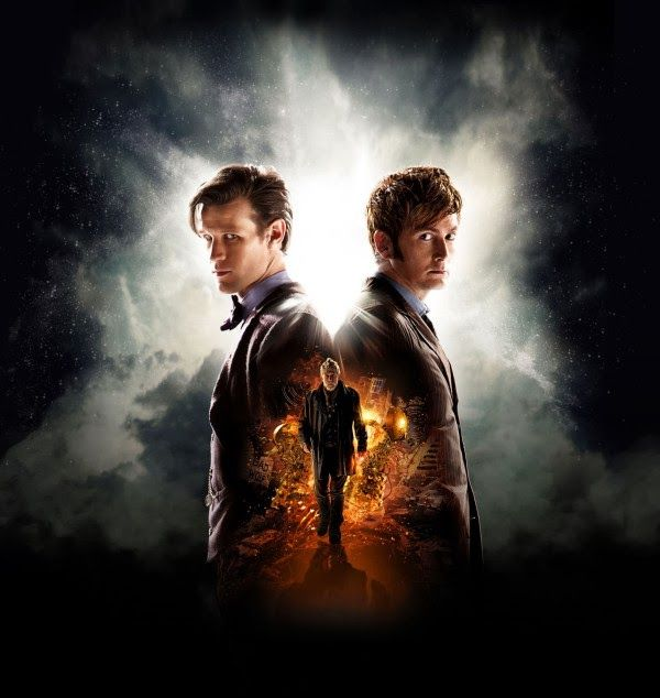 Day Of The Doctor 50th Anniversary Collection Available Through iTunes