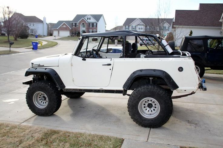 1967 Jeepster Commando for sale (MO)