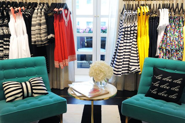 Kate Spade New York gorgeous new store, showroom