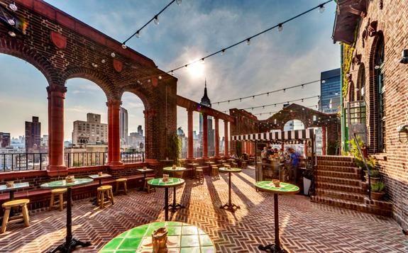 The Rooftop Lounge At Pod 39 Nyc G A S T R O R O A D