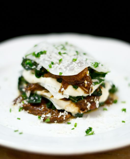 ... with kimchi and pork belly pulled pork belly lasagna recipe yummly