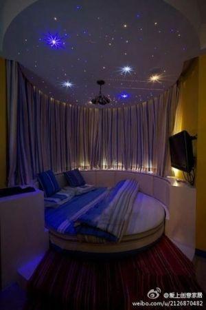 starry night bedroom luxury homes pinterest