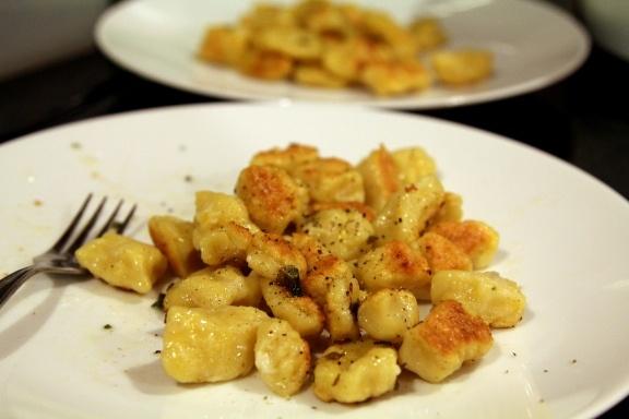 Pumpkin Ricotta Gnocchi | Om nom nom | Pinterest