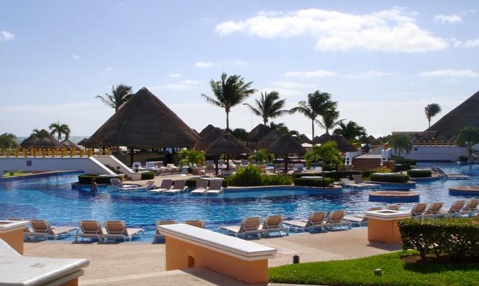 Moon palace cancun mexico