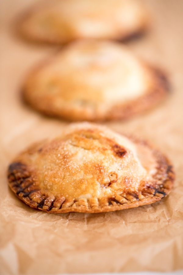 Pear & Brie Hand Pies | Flavor & Cooking | Pinterest