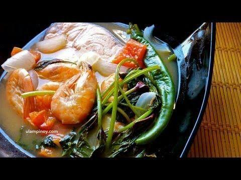 Sinigang sa Miso | mY Fave Dish | Pinterest