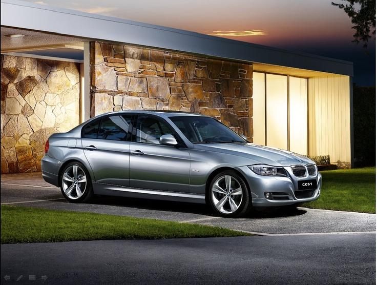BMW 3 Series Sedan - CCS 1