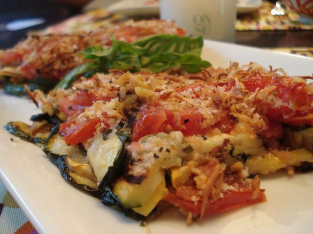 Summer Squash Gratin | Main Dishes | Pinterest