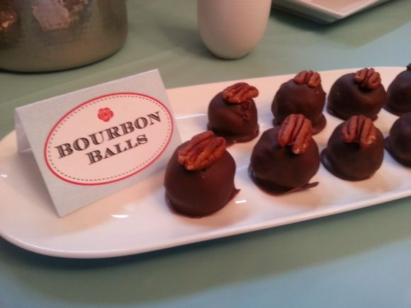 Bourbon Balls | Yum! | Pinterest