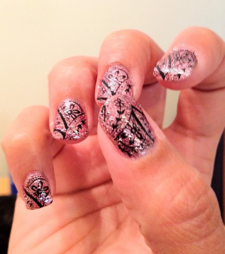 Toe Nail Designs Tumblr Cheetah