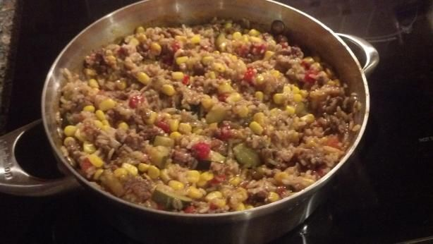 Mexican Venison Skillet Recipes — Dishmaps