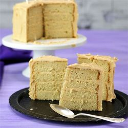 cake s with brown sugar frosting brown sugar layer cake with caramel ...