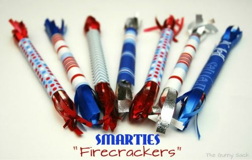 memorial day party favors