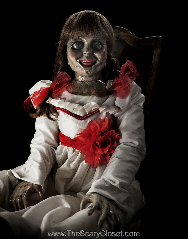 Annabelle From The Conjuring Costumes Pinterest