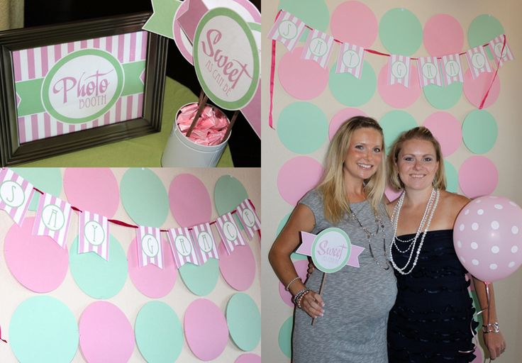 baby shower photos