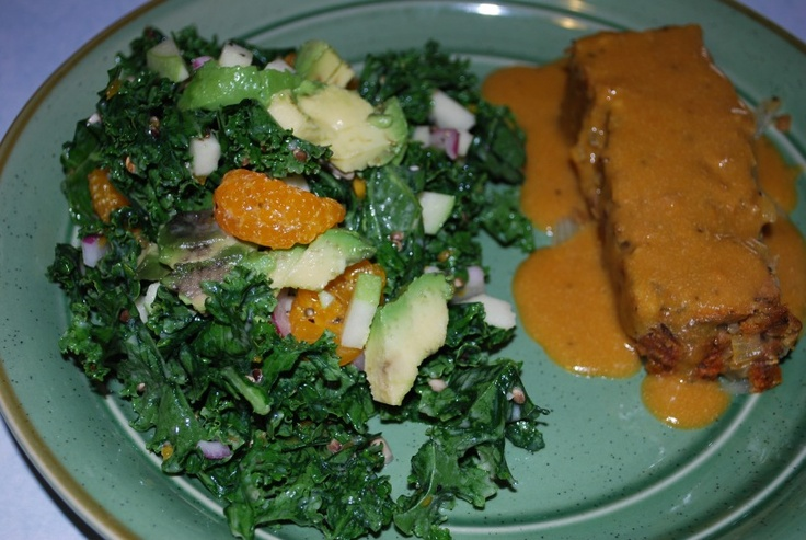 Meatless Meatloaf and Yummy Brown Gravy (Easy recipe!)