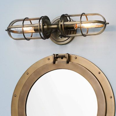 Unusual Bathroom Vanity Lights : All Bathroom & Vanity - Shades of Light For the Home Pinterest
