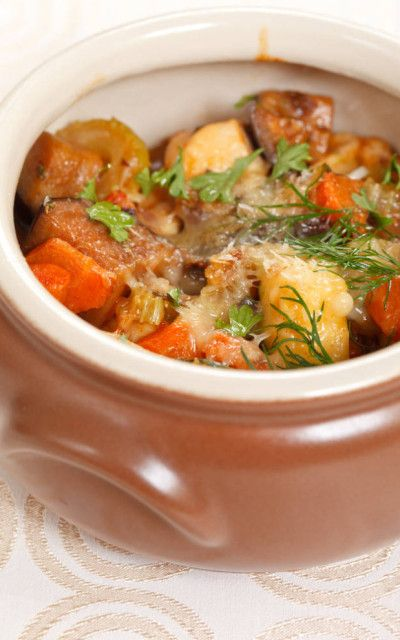 Slow Cooker Vegetable Beef Soup | Soup, Chowder, Chilli, Crockpot, St ...