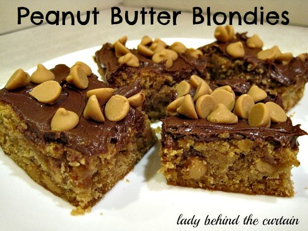 ... milk, peanut butter chips. Chocolate frosting - butter, baking cocoa
