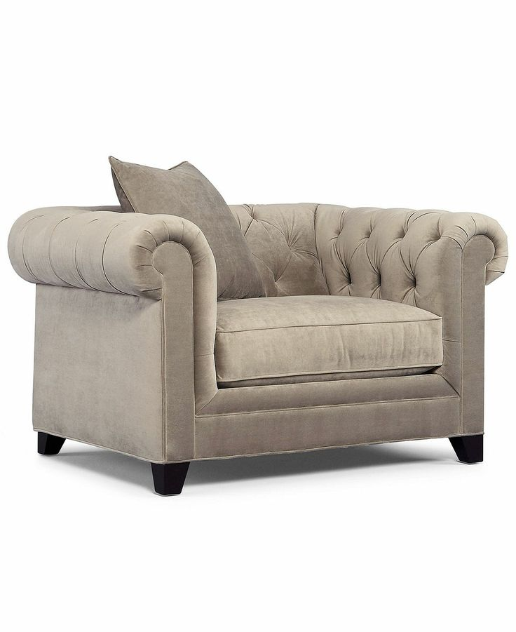 Martha stewart collection saybridge living room chair for Living room arm chairs