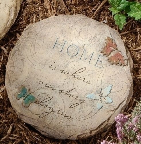Unique Stepping Stones Garden Stepping Stones Pinterest