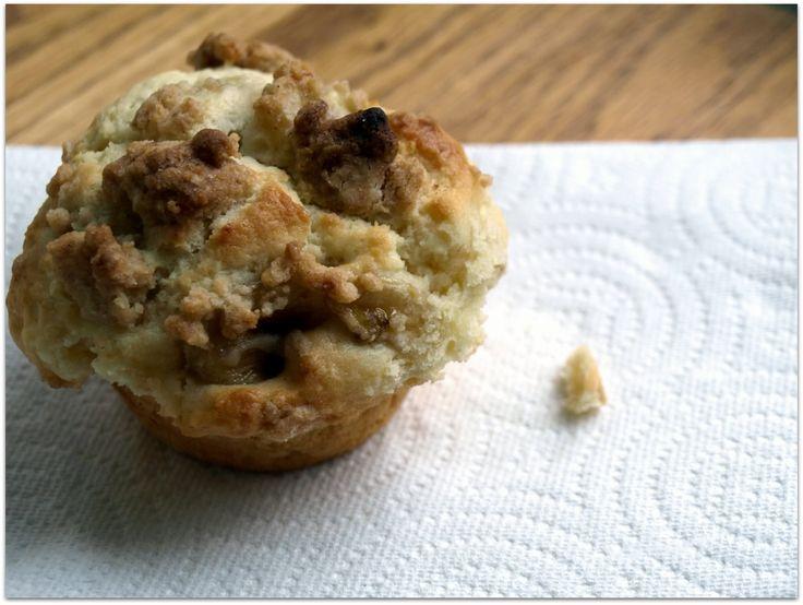 Banana Streusel Muffins | Recipes I wanna try | Pinterest