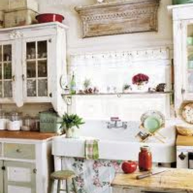 Kitchen home decor ideas pinterest for Kitchen ideas pinterest