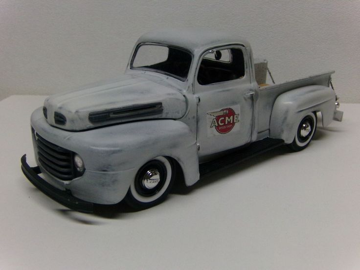 50' Ford truck. | Awesome model cars | Pinterest