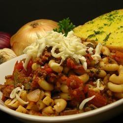 Classic Goulash Recipe | Foods I'd Like To Make | Pinterest