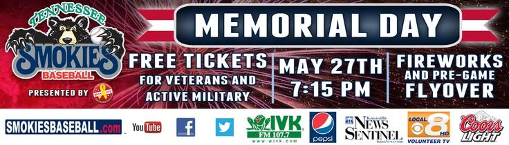26 may memorial day us