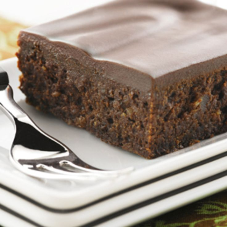 Flourless Chocolate Brownies | Gluten Free Desserts | Pinterest