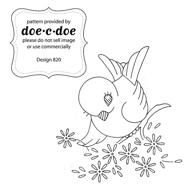 Blue Bird Vintage Embroidery Patterns Wiring Diagrams