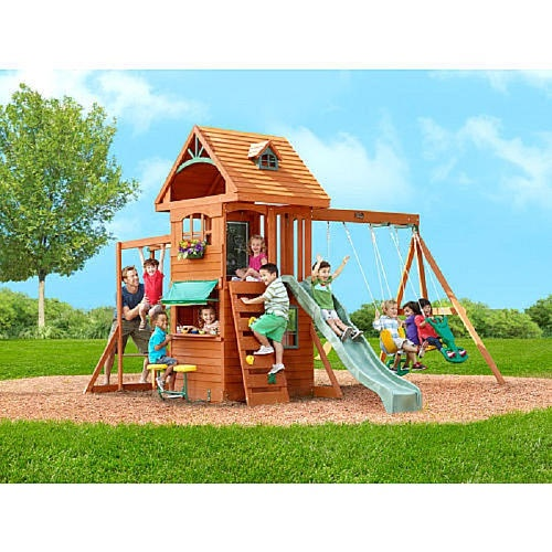 Big Backyard Windale : big backyard toys r us ridgeview clubhouse deluxe big backyard toys r