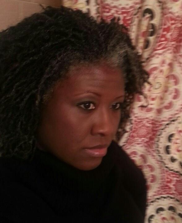 Sisterlocks Hairstyles for Gray Hair