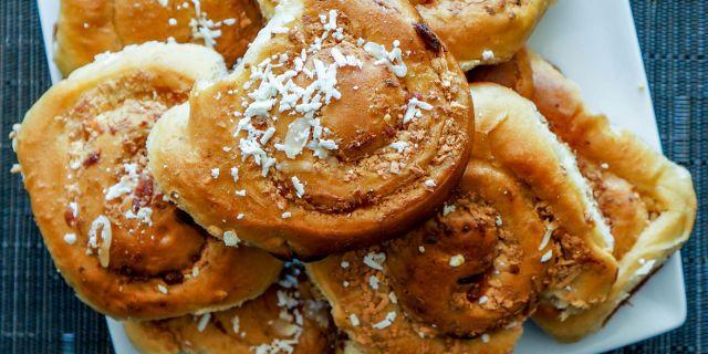 Cinnamon Golfeados | Yummy | Pinterest