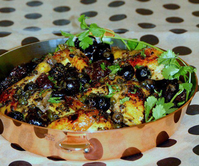 Chicken Marbella | Yummy Stuff | Pinterest