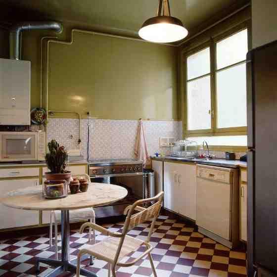 Cuisine Scandinave Vintage : American style kitchen vintage interiors