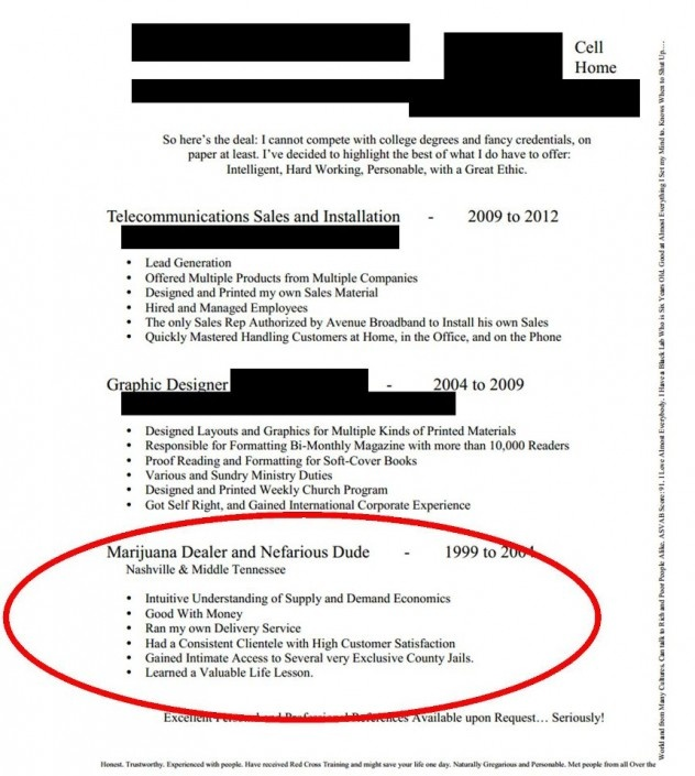 Resume | Things That Make Me Laugh | Pinterest