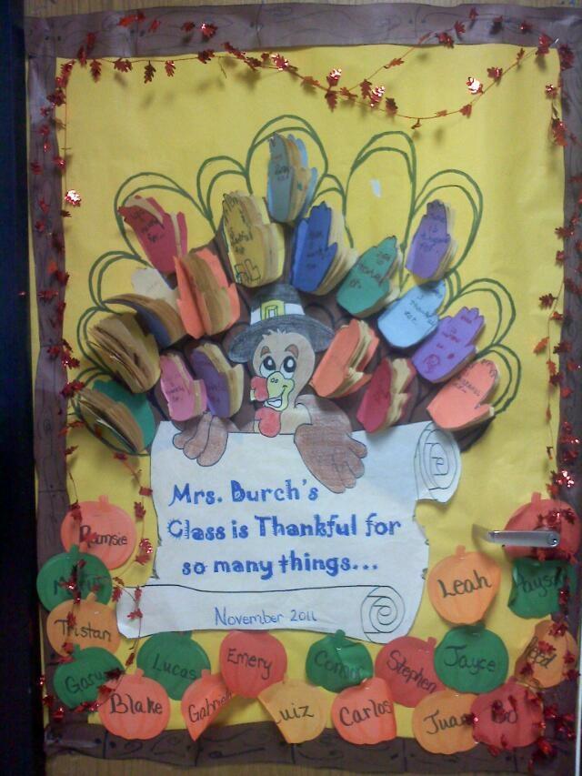 Thanksgiving Classroom Decoration : Thanksgiving classroom ideas decorations pinterest
