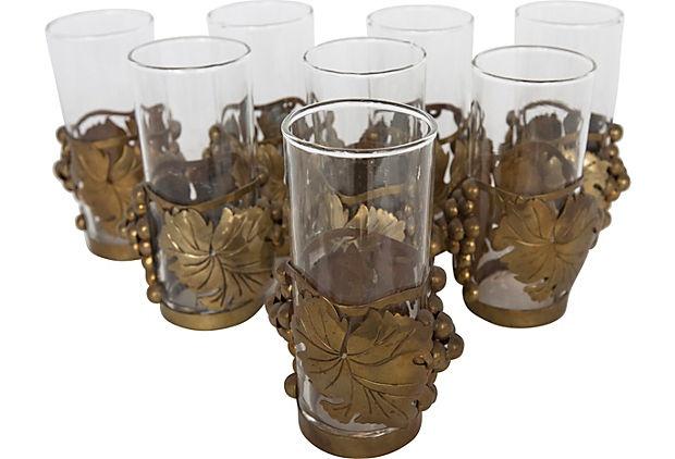 Vintage glassware :]