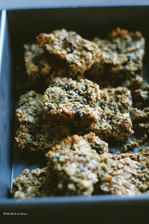 Fruit and Seed Bars - Nut & Allergy-Free | Yum for Snacking | Pintere ...
