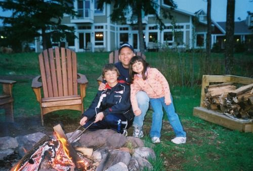 Family Backyard Camping : Family Camping in your Own Backyard} Fun activities that the kids