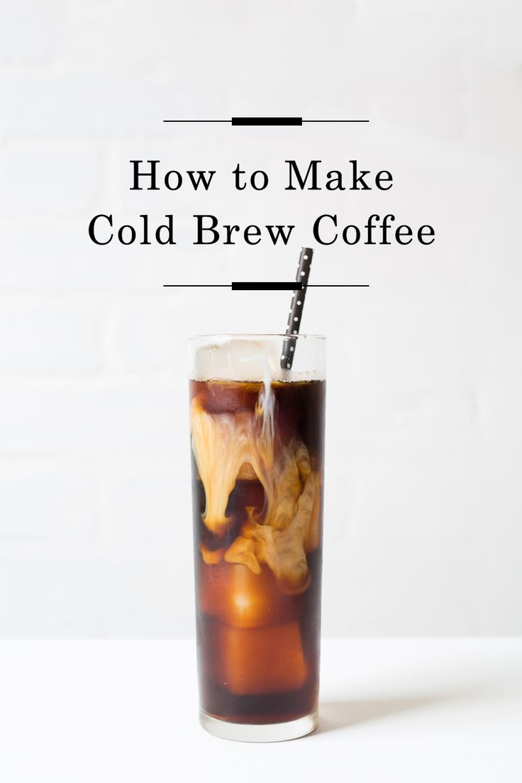 For cold drinks, simply chill the coffee concentrate and add ice to your liking