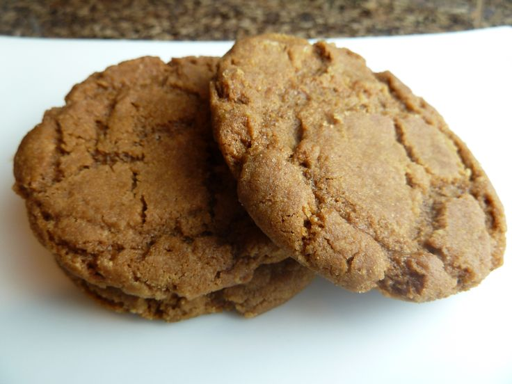 Chewy Ginger Cookies   Food (Cookies)   Pinterest