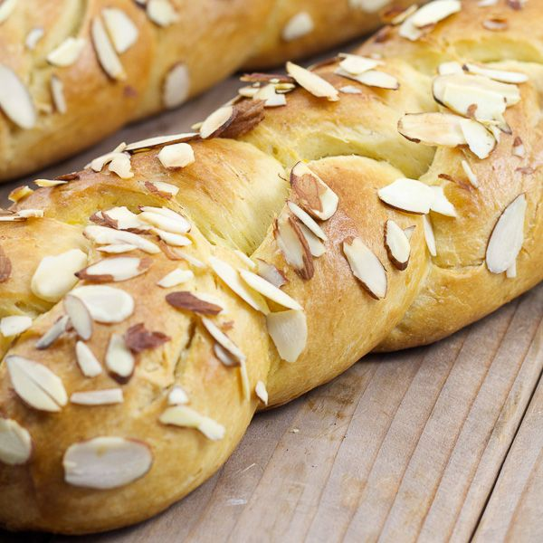 Tsoureki | Greek Easter Bread | Lemon & Olives | Greek Food & Culture...