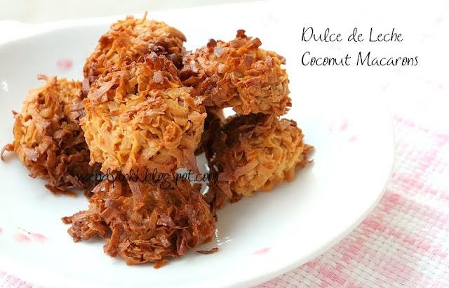 Dulce de Leche Macarons | Truffles, Cake Pops & Co. | Pinterest