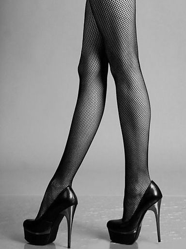 Fishnet tights www.figleaves.com #SS13TRENDS